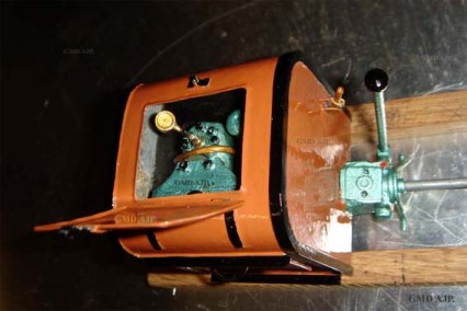 Albinmotor 1 Cil Nr 3kopie GMD AJP